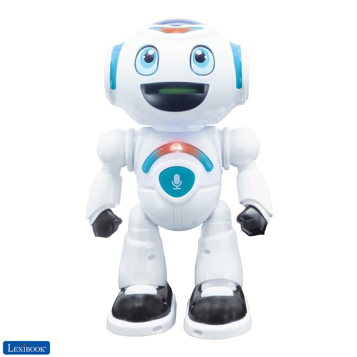 Powerman Master Robot de Juguete Interactivo