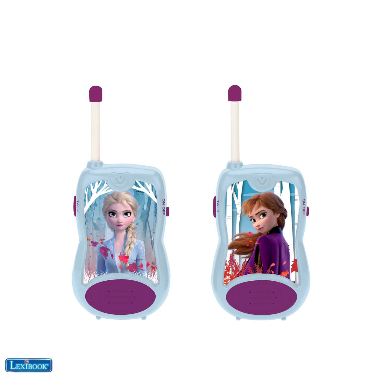 Walkie-talkies Frozen 2