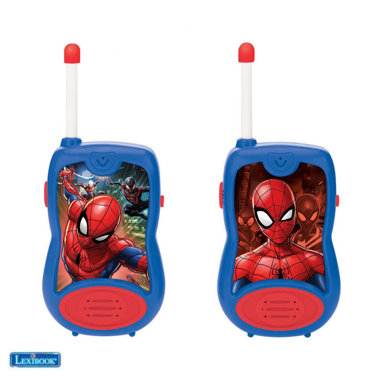 Walkie-Talkies Spider-Man