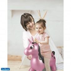Unicornio Saltadora Inflable