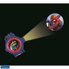 Spider-Man Reloj correa ajustable pantalla digital