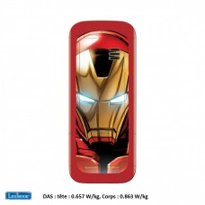 Feature Phone Avengers Iron Man 2G SIM-Free - Lexibook GSM20AV