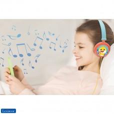 Baby Shark Nickelodeon - Auriculares estéreo, potencia apta para niños