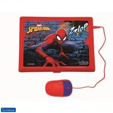 Spider-man - Ordenador portátil educativo y bilingüe español/inglés