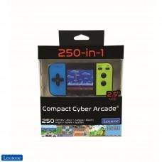 Compact Cyber Arcade Consola de juegos portátil, 250 juegos