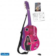 Guitarra Acústica Chica Vampiro