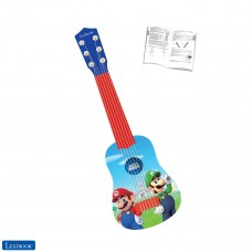Nintendo Mario Luigi Mi Primera Guitarra