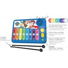Patrulla Canina Xylofun Xilófono electrónico y educativo para niños