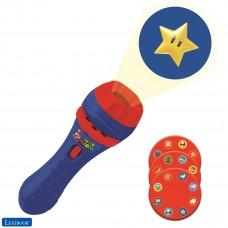 Super Mario Nintendo Linterna de bolsillo