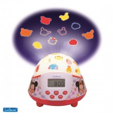 Radio réveil Tsum Tsum avec dôme projecteur veilleuse