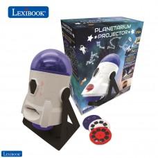 Planetarium Constelaciones y Proyector de imágenes 2-en-1