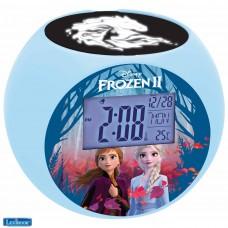Radio reloj proyector Frozen 2