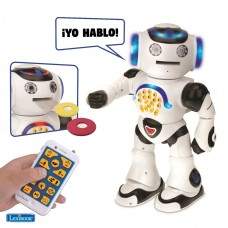Robot de entretenimiento educativo