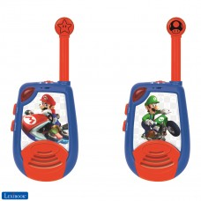 Nintendo Mario Kart - Walkie-Talkies digitales para Niños