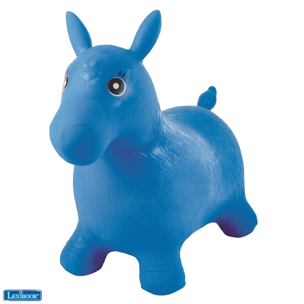 Cavallo da salto gonfiabile