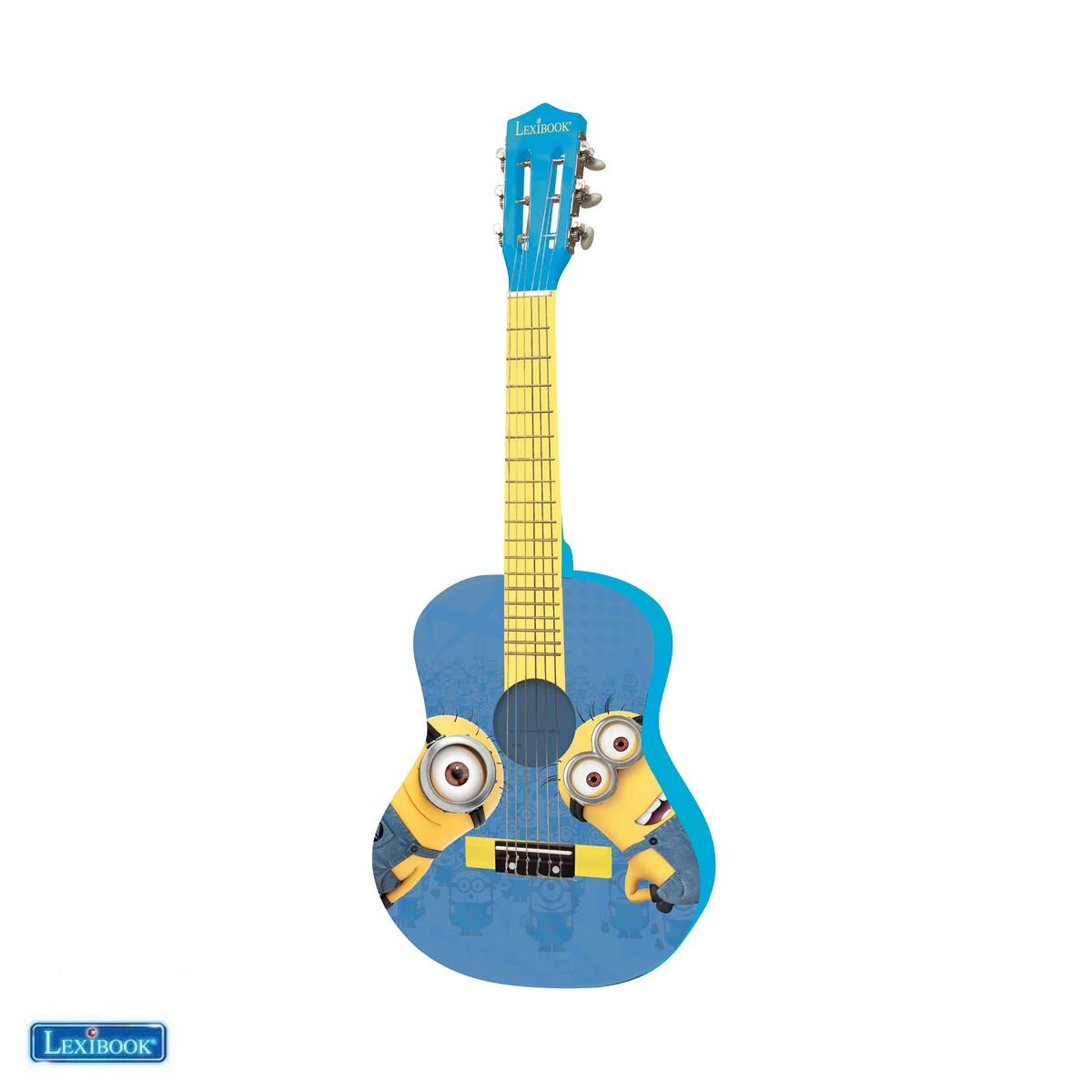 K2000DES - Guitare acoustique Minions - vue 1