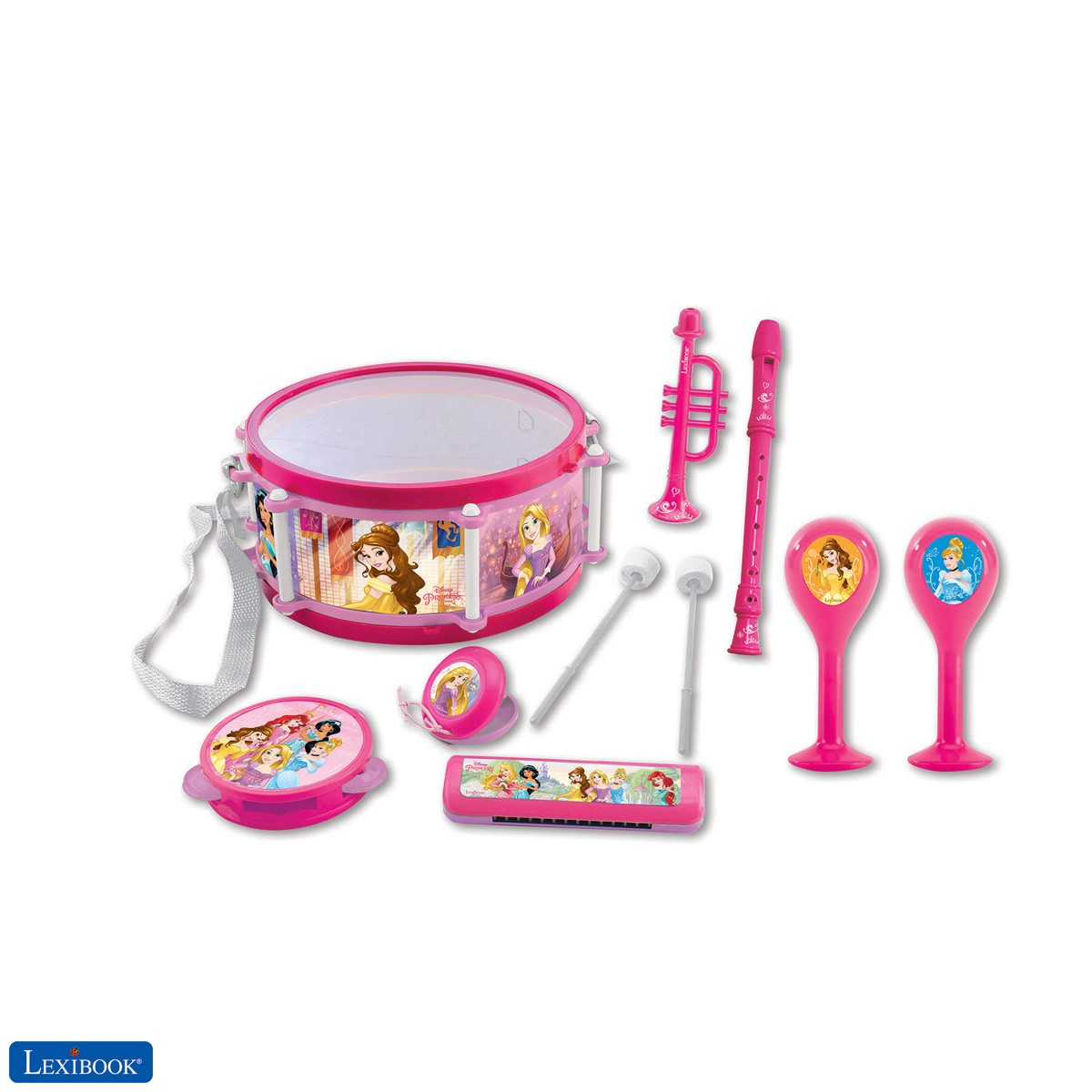 Disney Principessa Rapunzel Cenerentola  giocattolo musicale
