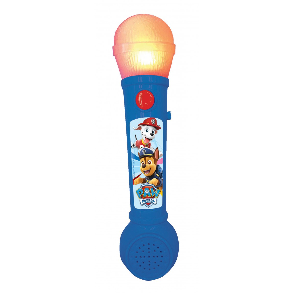 Paw Patrol Microfono Luminoso per bambini