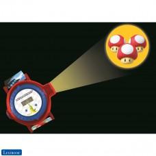 Nintendo Mario Kart Schermo digitale per orologio a proiezione regolabile - 20 immagini Mario Kart - per Bambini / Ragazzi