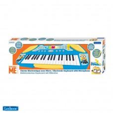 Tastiera electronica con microfono Minions