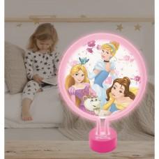 Lampada da neon Lexibook Disney Princess