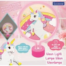 Lampada al neon Unicorn