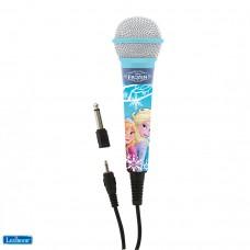 Microphone La Reine des Neiges