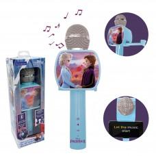 Frozen 2 Elsa Anna Olaf Microfono Bluetooth®