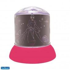 Disney Princess, luce notturna, proiezioni luminose sul soffitto