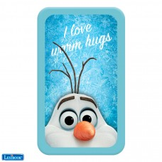 Power bank 4000 MAH con ventose Frozen