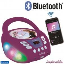 Disney Frozen 2 - Lettore CD Bluetooth per bambini