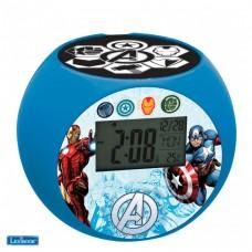 Radiosveglia con proiettore Avengers