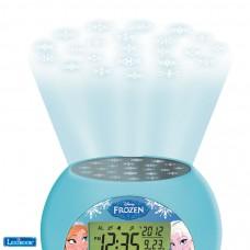 Sveglia Disney Frozen con proiettore