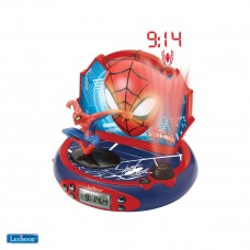 Projector Alarm Clock Radio Spider-Man