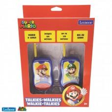 Super Mario Walkie-talkie, Clip da cintura, Batteria, per Bambini / Ragazzi