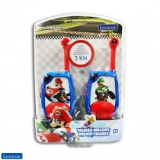Nintendo Mario Kart - Walkie-Talkies digitali per Bambini / Ragazzi