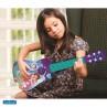 Lexibook Mattel Enchantimals Felicity Renard & Flick™ Ma première Guitare pour enfant
