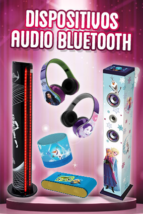 Audio bluetooth dispositivos Lexibook