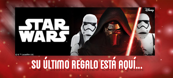 Star Wars high-tech productos Lexibook