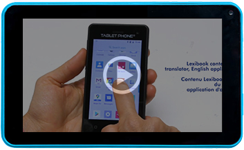 Lexibook Tablet Phone®