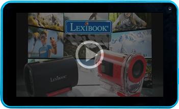 Lexibook Move Cam