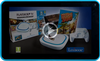 Lexibook Playdroid TV